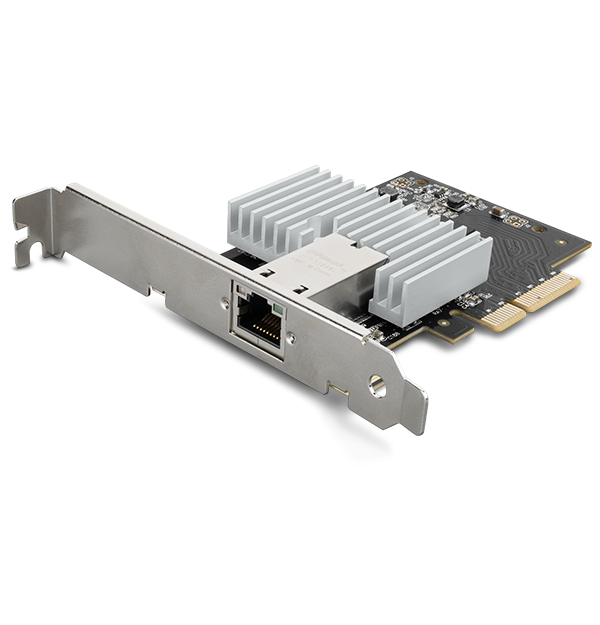 Placa de interface de rede Ethernet 10 Gigabit